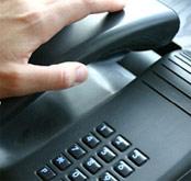 Telefonisch advies door advocaat